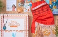Disney's Princess Subscription Box Features Moana Enchanted Collection