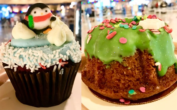 Totally Rad Christmas Sweets Now at Pop Century