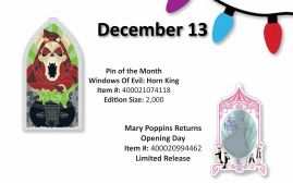 Disneyland Resort's December 2018 Pin Releases Have Us Ready To Do Some Trading