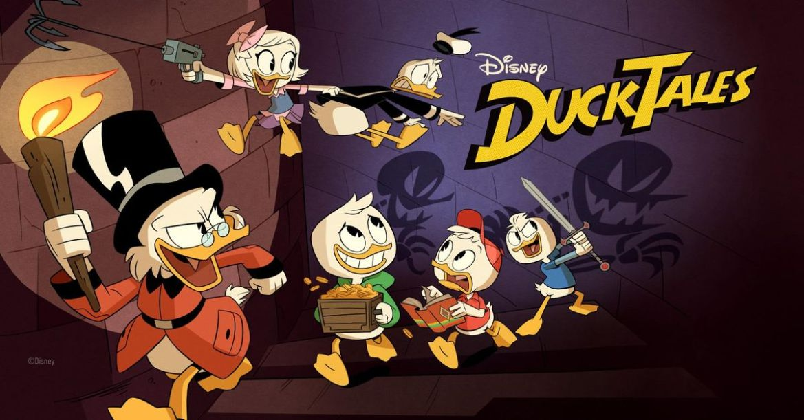 DisneyJunior's DuckTales has teamed up with Geocaching to provide a unique experience!