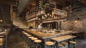 Wine bar george
