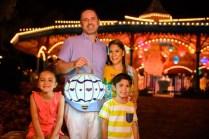 Mad Tea Party attraction at Magic Kingdom