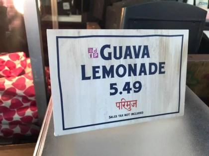 Drinkwallah guava lemonade
