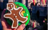 Donuts and a Gingerbread Man: Disneyland's Unique Holiday Treat Is Instagram Worthy