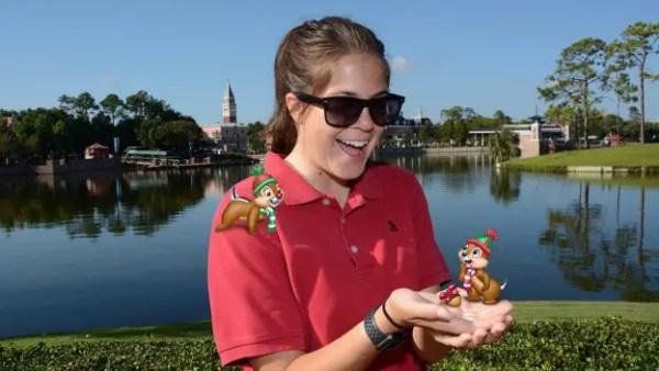 Jolly Magic Shots at Walt Disney World - A Perfect Holiday Souvenir