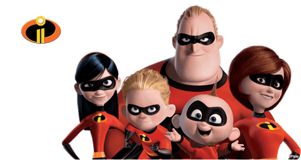 Celebrate New Years in 'Incredibles' Style at  Disneyland