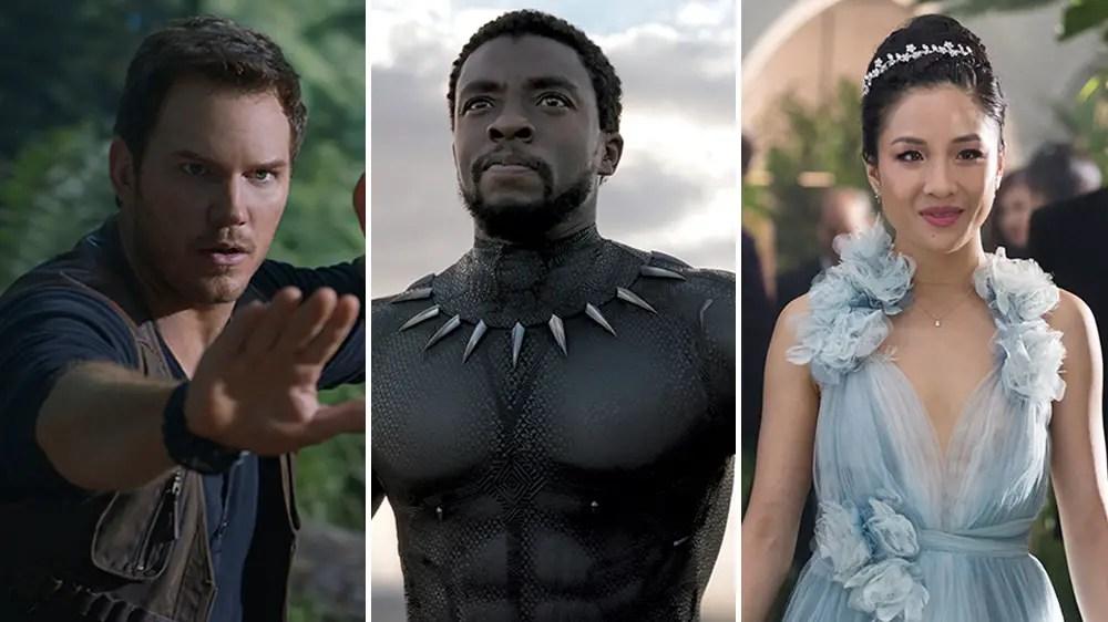 2018 Showed a Huge Movie Surge