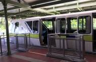 Lime Monorail Gets Face-lift with a Sleek New Paint Job