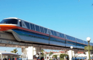 Take a look at the Social Distancing Measures onboard the Disney Monorails