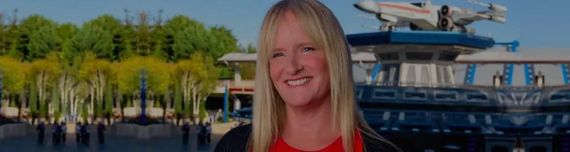 Natacha Rafalski appointed Présidente of Disneyland Paris!