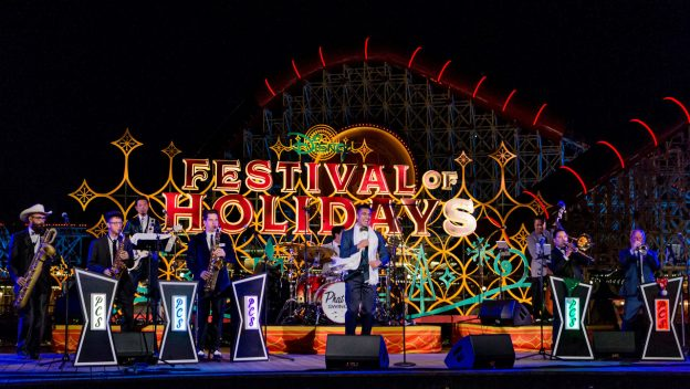 Ring in the New Year at Disneyland and California Adventure