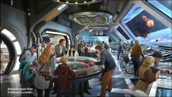 First Look: Star Wars Hotel coming to Walt Disney World 4