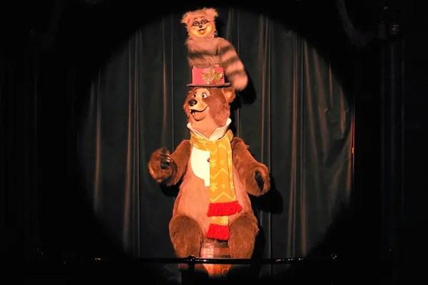 Country Bears Feeling Festive at Tokyo Disneyland! 7