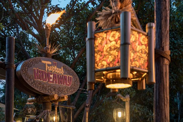 The Tropical Hideaway At Disneyland Park: First Look