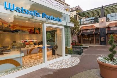 Wetzel's Pretzels Grand Re-Opening in Downtown Disney District at Disneyland Resort