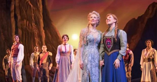 Disney On Broadway Celebrates Women's Day On Broadway