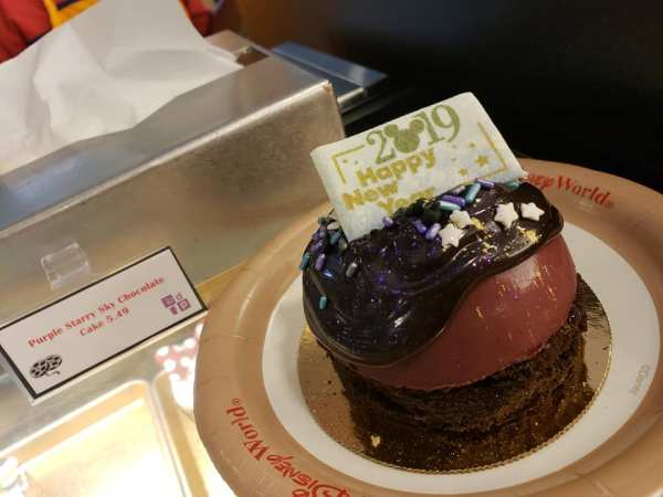 Purple Starry Sky Chocolate Cake Pricing