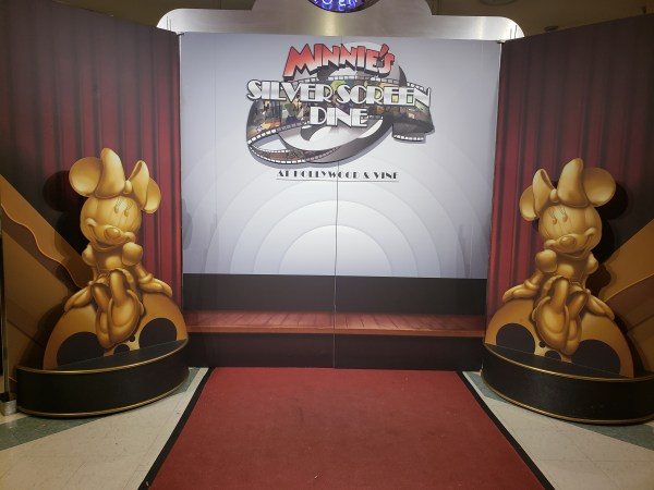 Minnie's Silver Screen Dine Offers Red Carpet Treatment 1