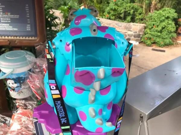Sulley Premium Popcorn Bucket Spotted at Animal Kingdom 3