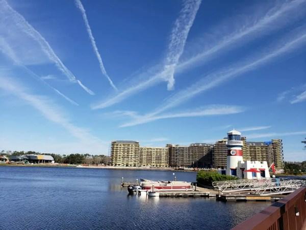 Construction Continues to Progress at Disney's Riviera Resort