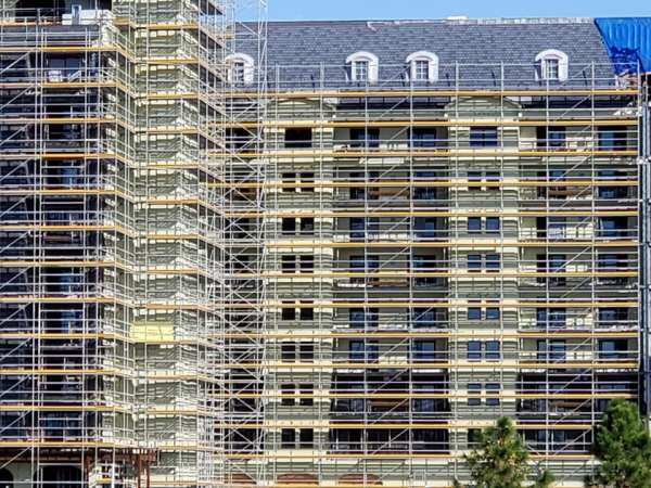 Construction Continues to Progress at Disney's Riviera Resort