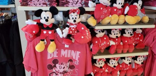 Disney Parks Valentine's Day Merchandise