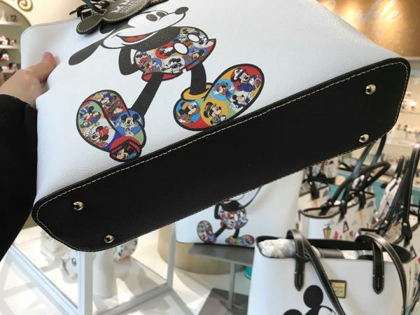 Mickey Mouse Through the Years Tote by Dooney & Bourke 4