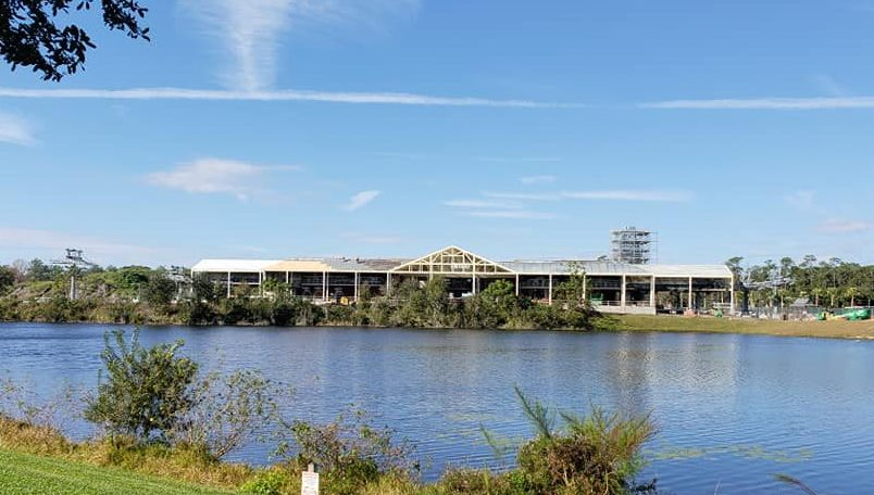 Skyliner Update At Caribbean Beach Resort