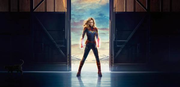 Captain Marvel Goes Higher, Further, Faster In Box Office Preview Sales