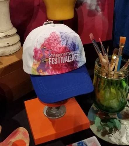 New Epcot Festival of the Arts Merchandise Revealed 4
