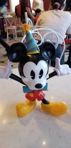 Birthday Mickey/'s 90th Birthday Sipper with Birthday Hats Straw Disney Parks