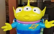 Green Alien Popcorn Bucket is Back at Hollywood Studios