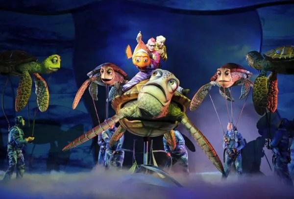 New Walt Disney World Shows