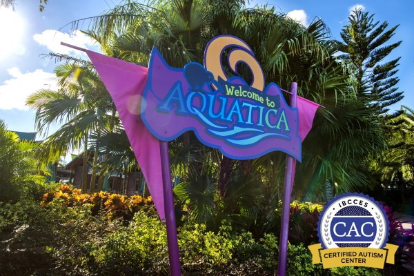 Aquatica Orlando: First Water Park in the World to be a Certified Autism Center