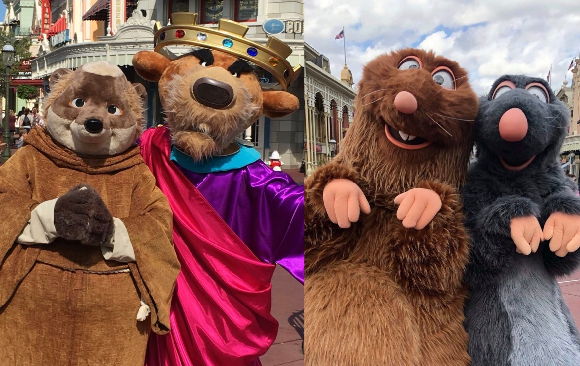 Magic Kingdom Meet and Greet Surprise Character Schedule