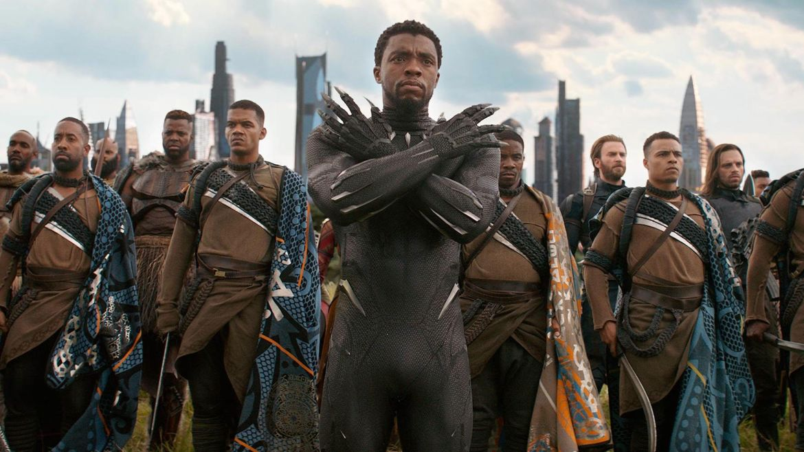 Black Panther Receives Historic Nomination