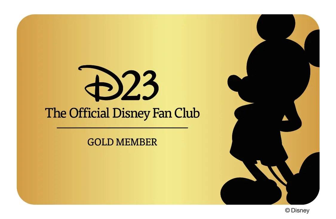 D23 Raises Membership Fee Effective Today