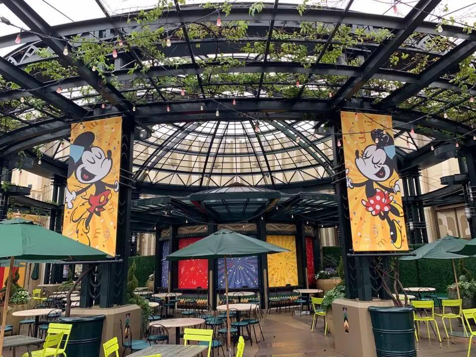 "New Disneyland Resort Decor For ""Get Your Ears On"" Celebration"