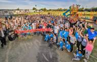 Disneyland Resort Sponsors Playground for Children with Disabilities