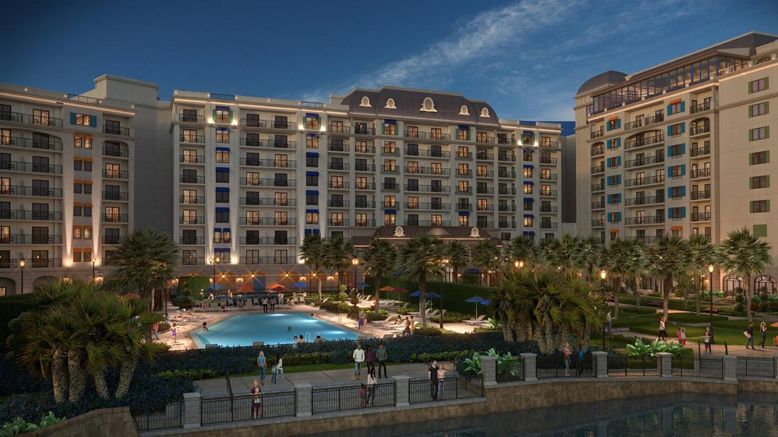 See the Latest Video Showcasing Disney's Riviera Resort, Coming Soon!
