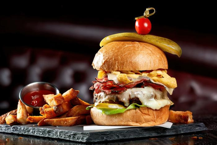 The Edison Reveals Its Burger of the Month for January