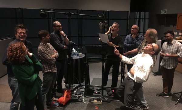 Tom Hanks and Tim Allen Wrap Recording for Toy Story 4