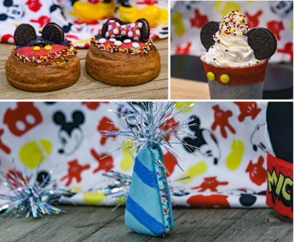 Celebrate Mickey and Minnie's 90th Anniversary with Yummy Eats at Disneyland