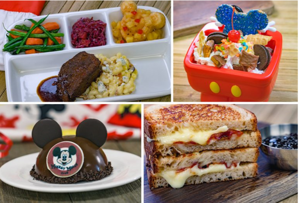 Celebrate Mickey and Minnie's 90th Anniversary with Yummy Eats at Disneyland 2