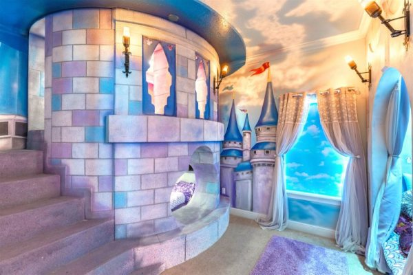 Fun House Princess Room