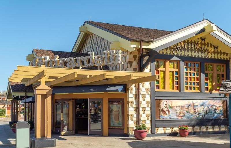 Ghirardelli To Undergo Refurbishment At Disney Springs