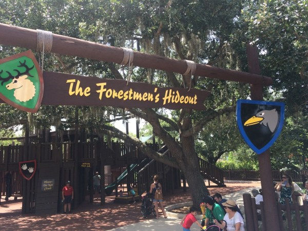 Limited Time FREE Florida Resident LEGOLAND Florida Preschooler Pass Coming Soon - Forestman Hideout