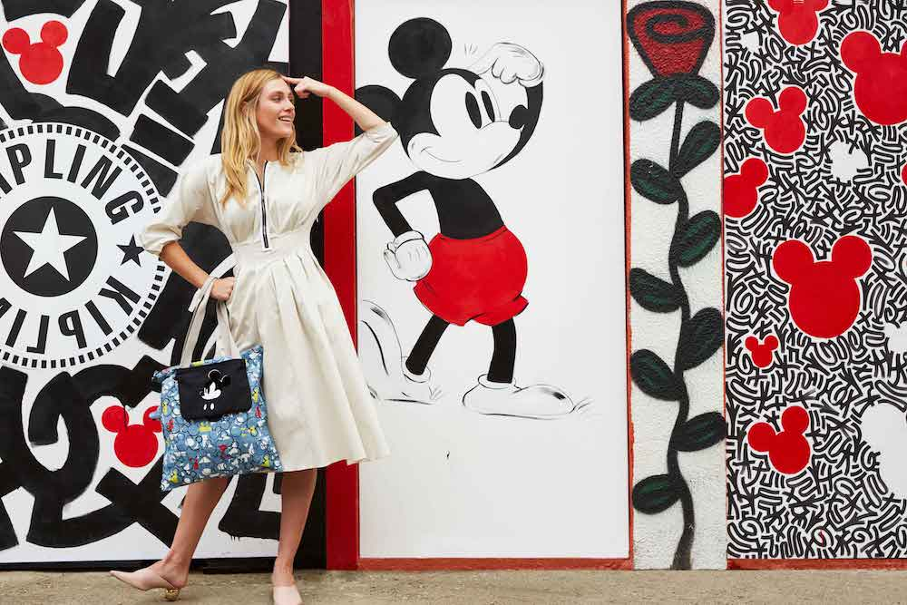90 Years of Mickey Limited Edition Kipling Collection