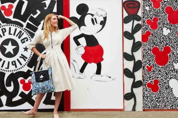 90 Years of Mickey Limited Edition Kipling Collection 3