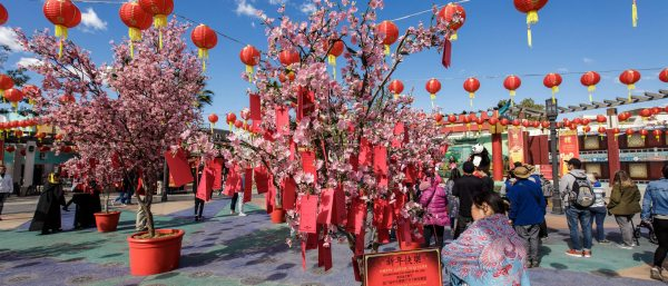 Lunar New Year Celebration Coming to Universal Studios Hollywood 3